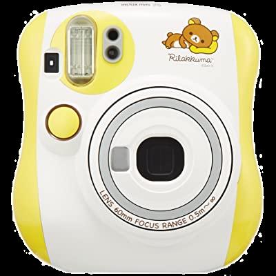 FUJIFILM INSTAX Mini 25 Instant Film Camera Rilakkuma Special Edition
