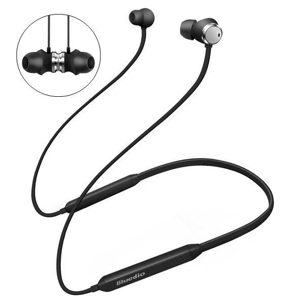 Over-Ear Headphones - Bluedio TN Active Magnetic HiFi BLUETOOTH Earphone Headphone - BLACK / BLUE / YELLOW