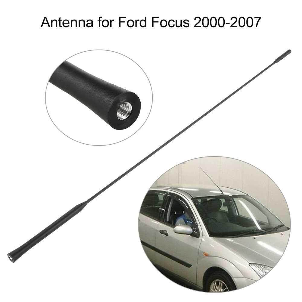 """21.5"""" Roof AM/FM Antenna Mast for Ford Focus 2000-2007 98BZ18A886AA-CR198"""