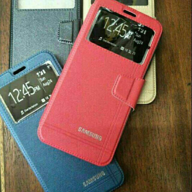 Ready Stock ~ Samsung S4 S View Pouch BagBLACK SAMSUNG S4