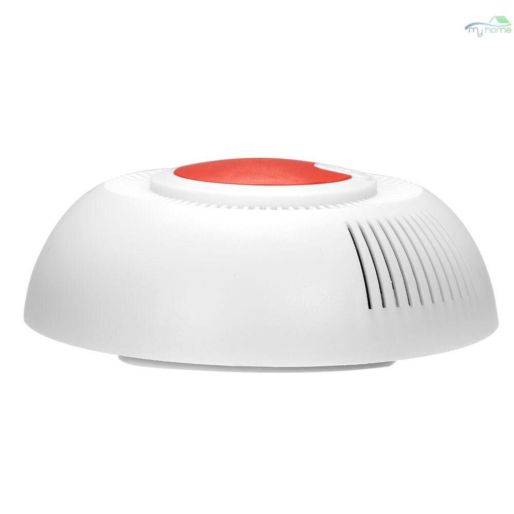 Sensors & Alarms - Standalone Photoelectric Smoke Alarm High Sensitive WIRELESS Alarm System Security Independent - #
