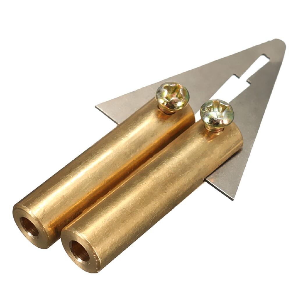 DIY Tools - Head Spatula ForStapler Car Bumper Fender Fairing Welder Plastic Repair - Home Improvement