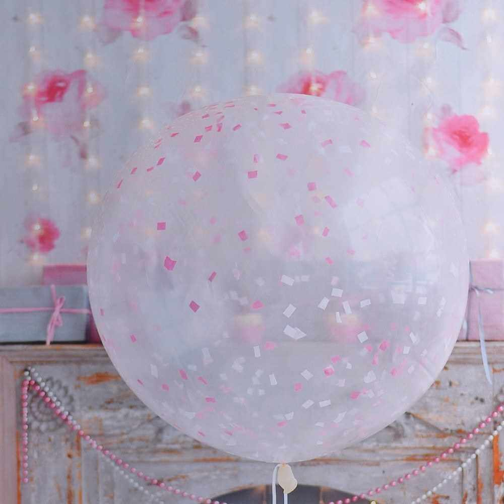 Andoer 1.5 * 2.1m/5 * 7ft Birthday Party Photography Background Pink Balloon Light Bulb Flower Fireplace Wood Floor Children Baby Backdrop Photo Studio Pros (1)