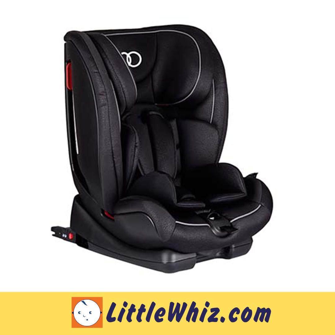 Koopers: Lavani Booster Car Seat - BLACK