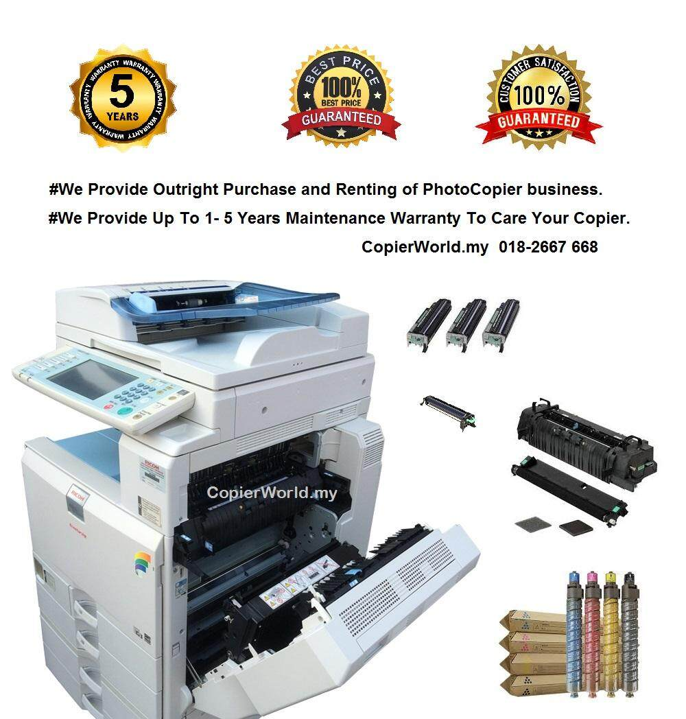PhotoCopy Machines  Color Printing Scanner Fax Copying  A4 A3 Color size  Mono  Auto document feeder  Copier Malaysia  Copier World Copier Shah alam  Copier Klang  Good Services  spare Part