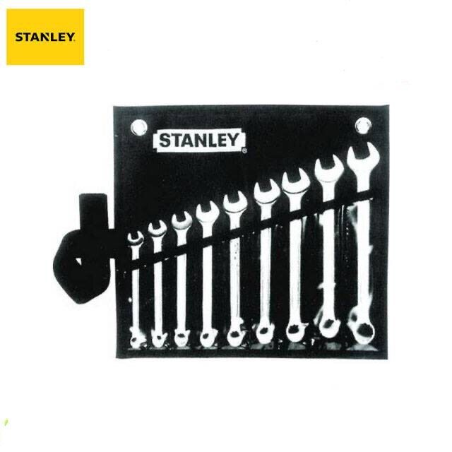 Stanley Combination Wrench Set 9Pcs