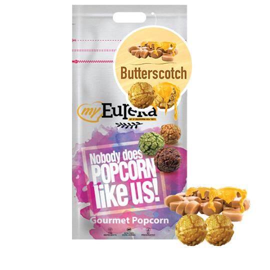 Eureka Butterscotch Popcorn Snack (Aluminium Pack)