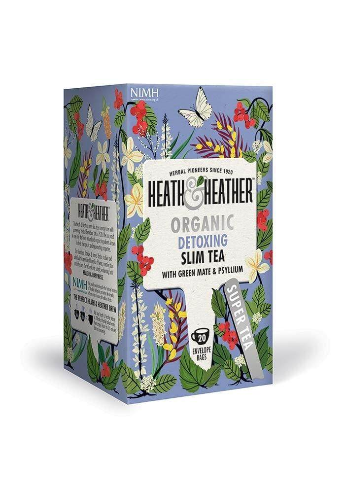 [MPLUS] TIFOLIFE HEATH AND HEATHER ORGANIC DETOXING SLIM TEA 20G