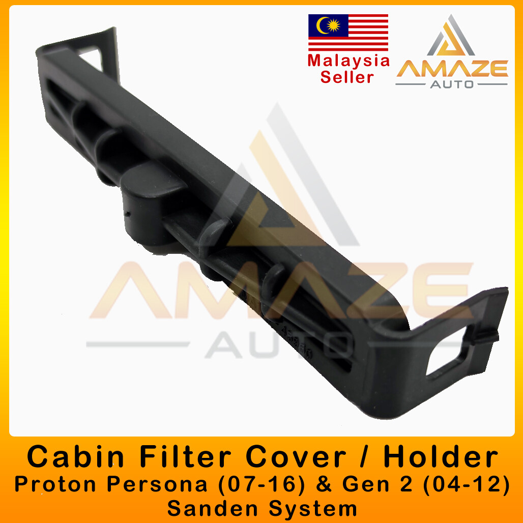 Cabin filter cover / holder for Proton Persona (07-16) & Gen 2 (04-12) Sanden Air Cond System [Amaze Autoparts]