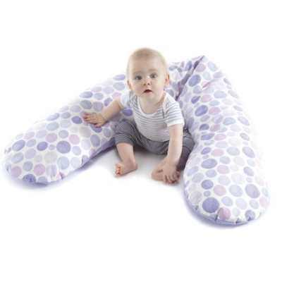 Theraline: Maternity & Nursing Pillow - Tender Blossom