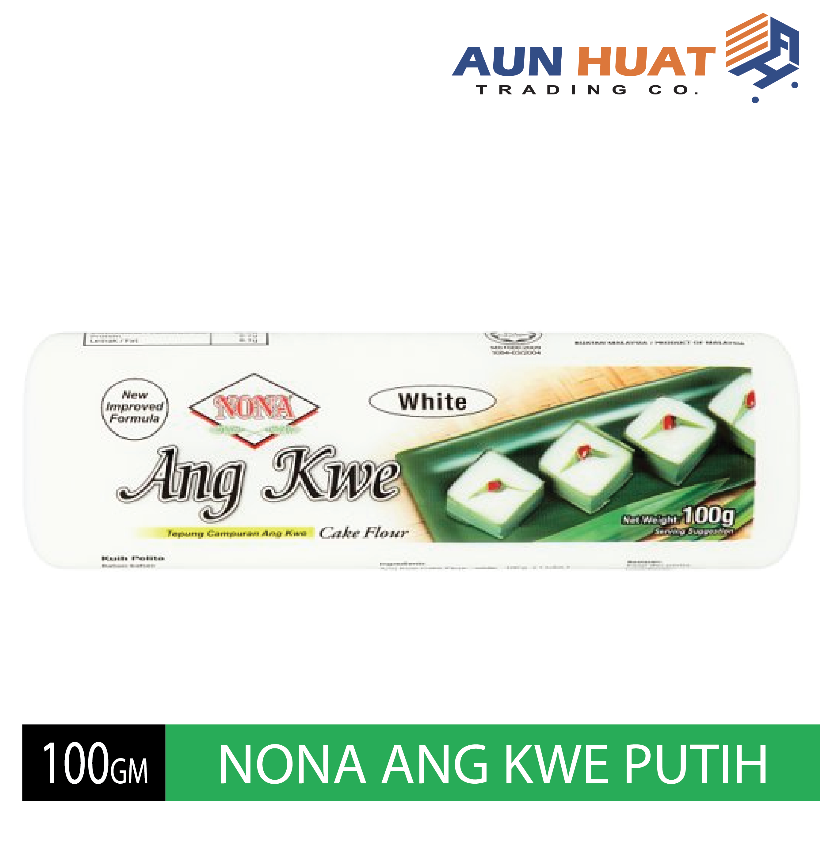 NONA ANG KWE /HOEN KWE 100GM PUTIH