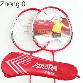 Century Dawn badmyton racket đôi người lớn đào tạo vợt 2 sắt hợp kim khởi nghiệp đã hợp tác vợt tầm sáng cao và bền hejsfesnmkn thumbnail