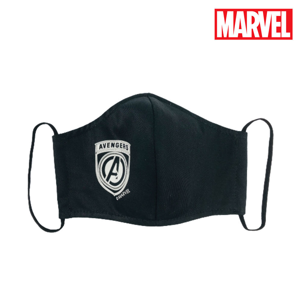 Marvel Avengers Adult Washable & Reusable 3 Layer Face Mask