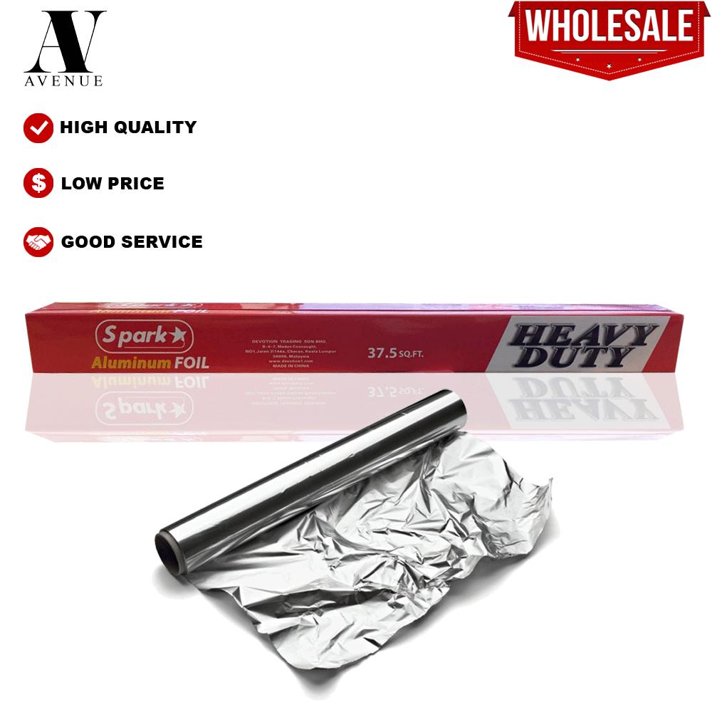 Spark Heavy Duty Aluminum Foil 37.5 Sq.Ft.