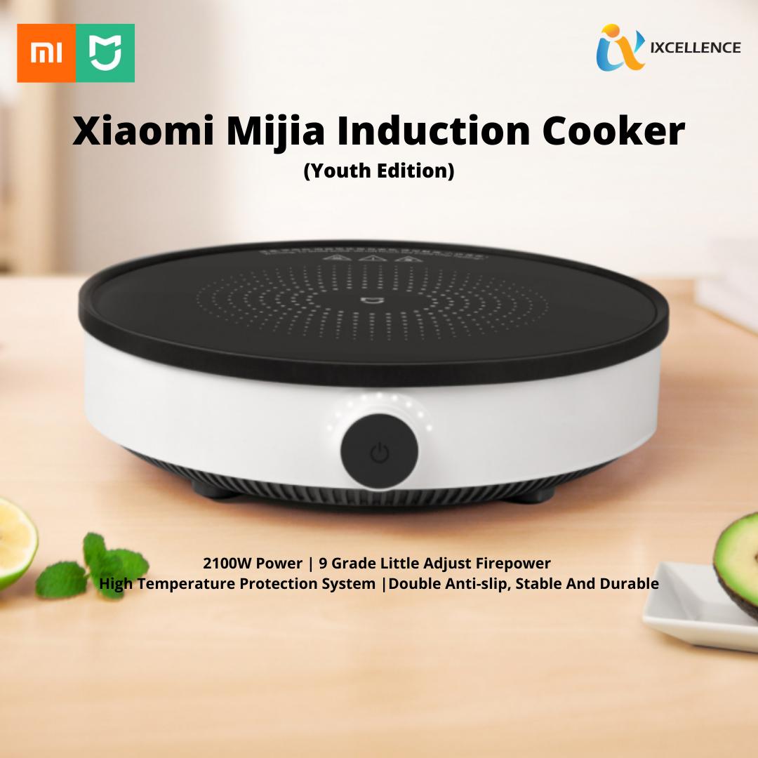 [IX] Xiaomi Mijia Induction Cooker Youth Version ZHF4043CN (Black)