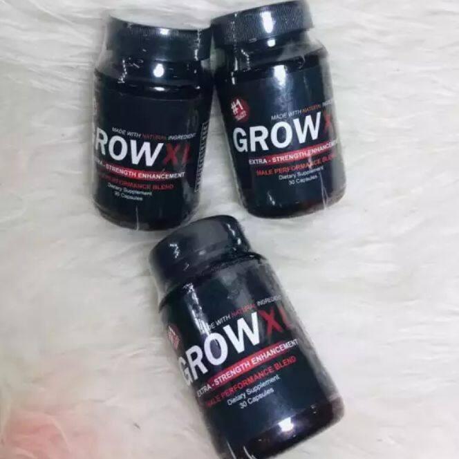 Grow X L terbukti berkesan harga borong