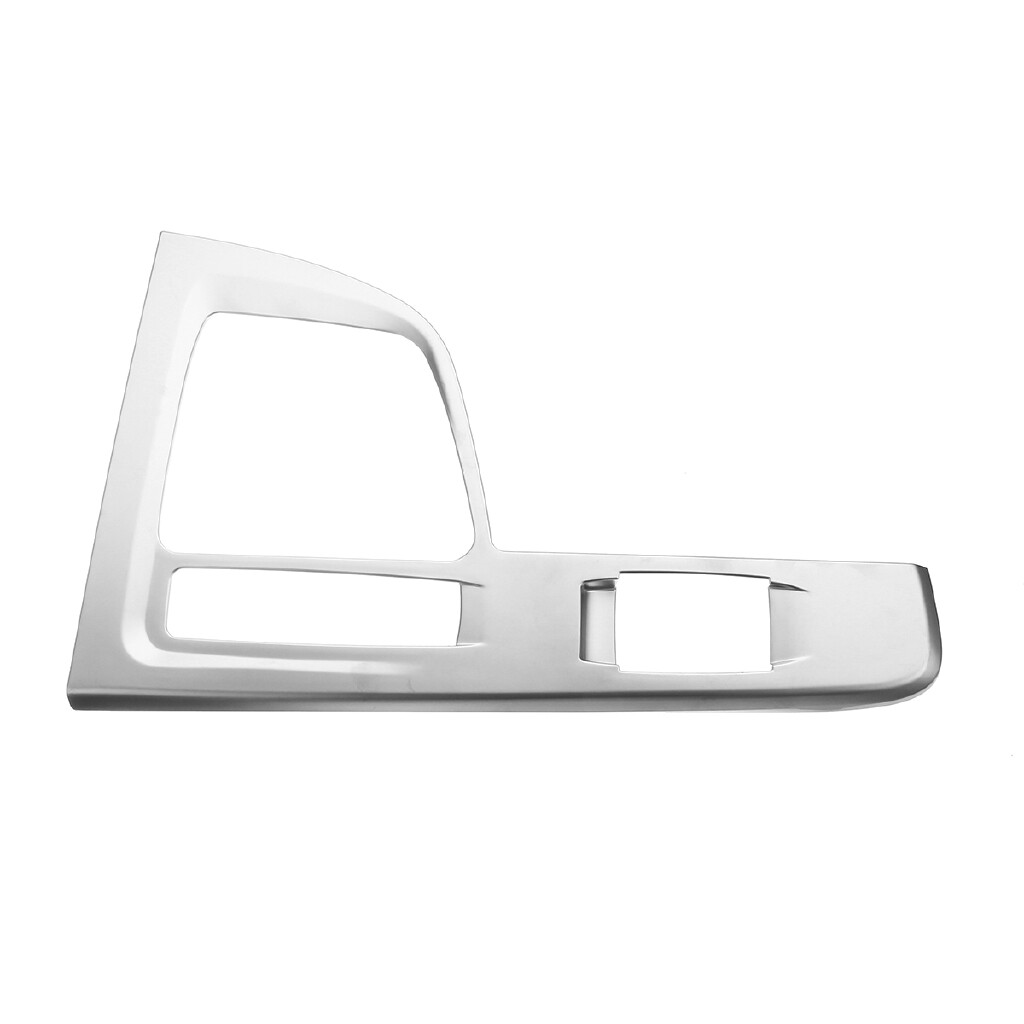 Car Lights - Console Centre Gear Shift Box Panel Cover Frame Trim Decor For BMW X1 F48 16-17 - Replacement Parts