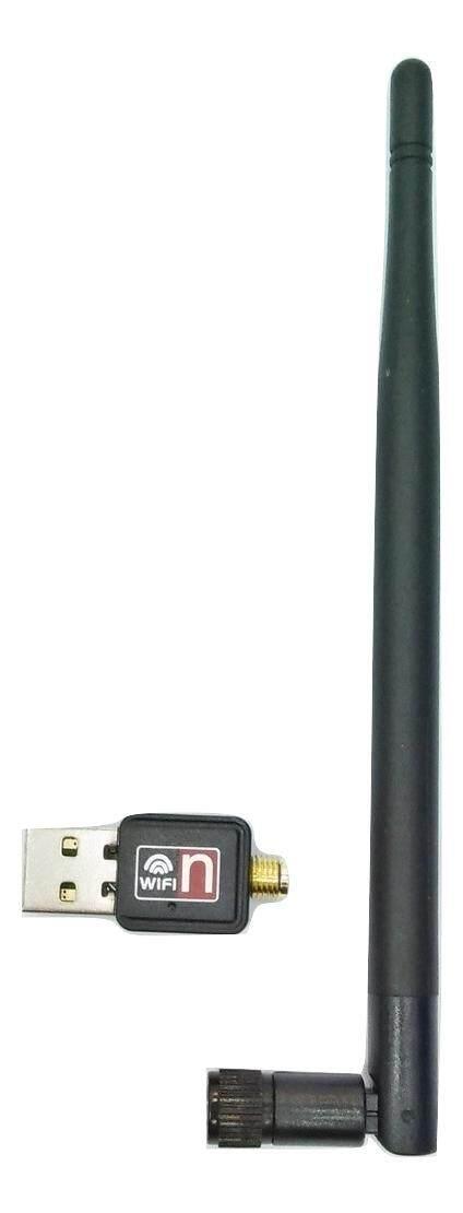 READY STOCK- DMX USB WIFI DONGLE ANTENA 600MBPS