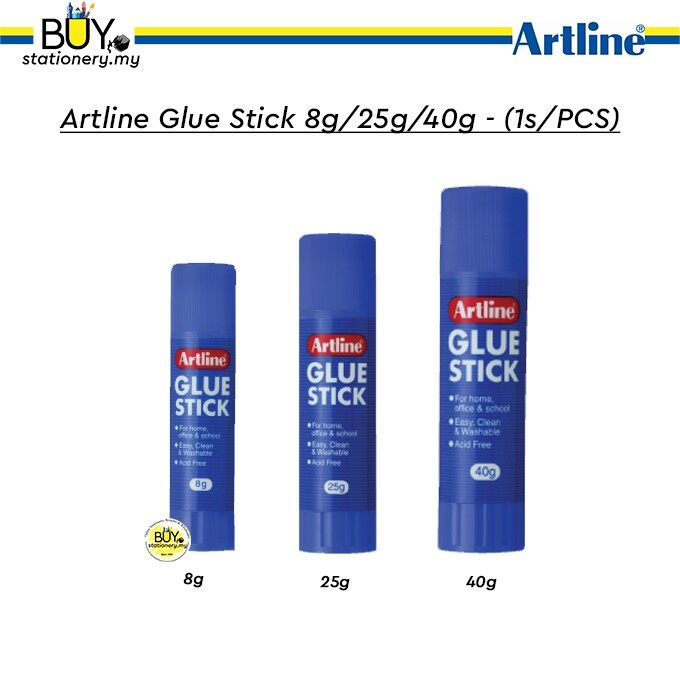 Artline Glue Stick 8g/25g/40g - (1s/PCS)