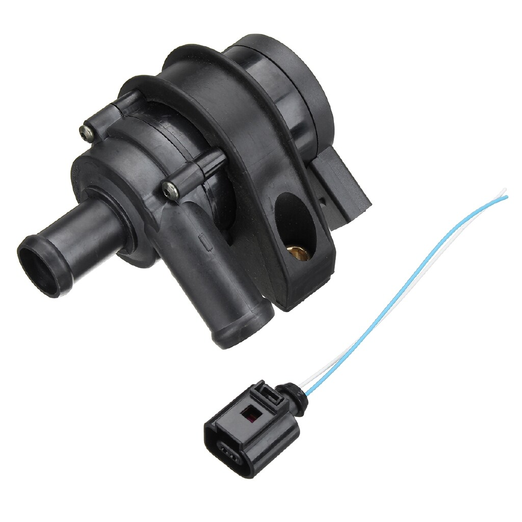 Engine Parts - 1K0 965 561 J Engine Cooling Water Pump Auxiliary For VW Jetta Golf GTI Passat C - Car Replacement