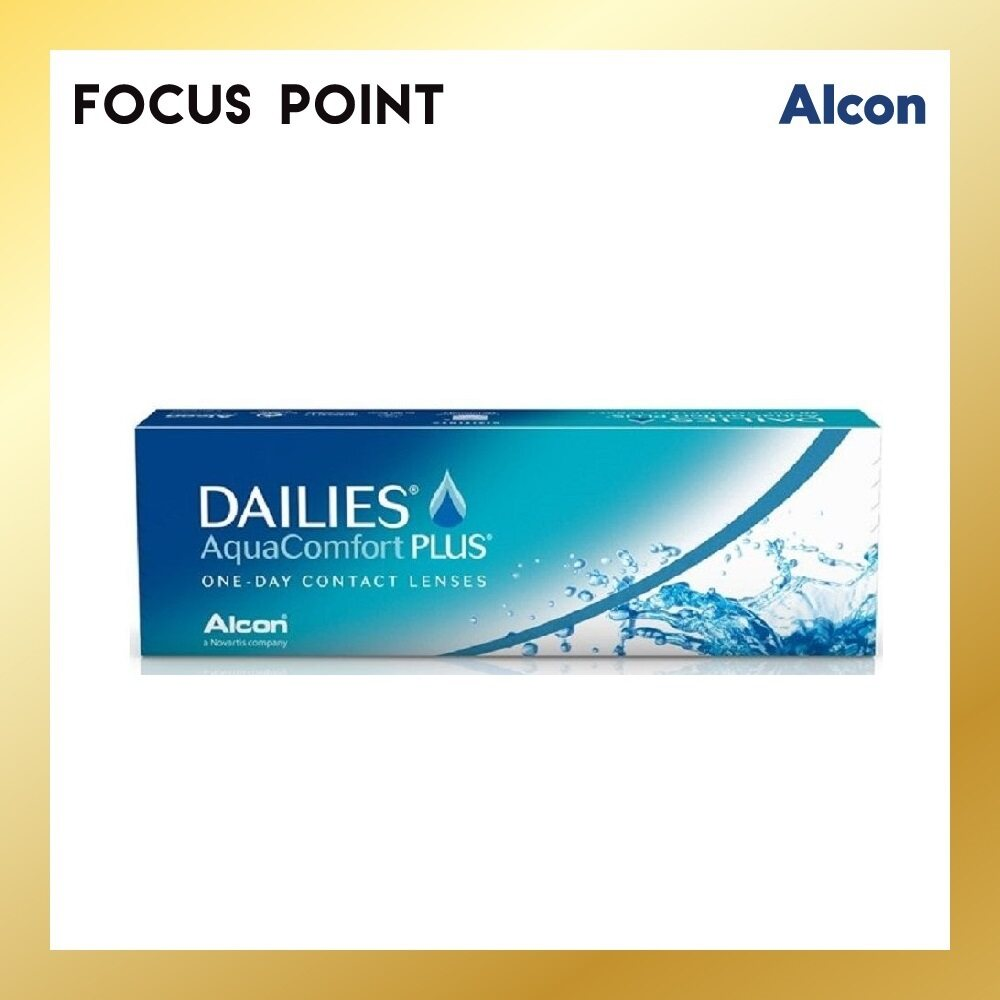 Dailies Aqua Comfort Plus (30 PCS)