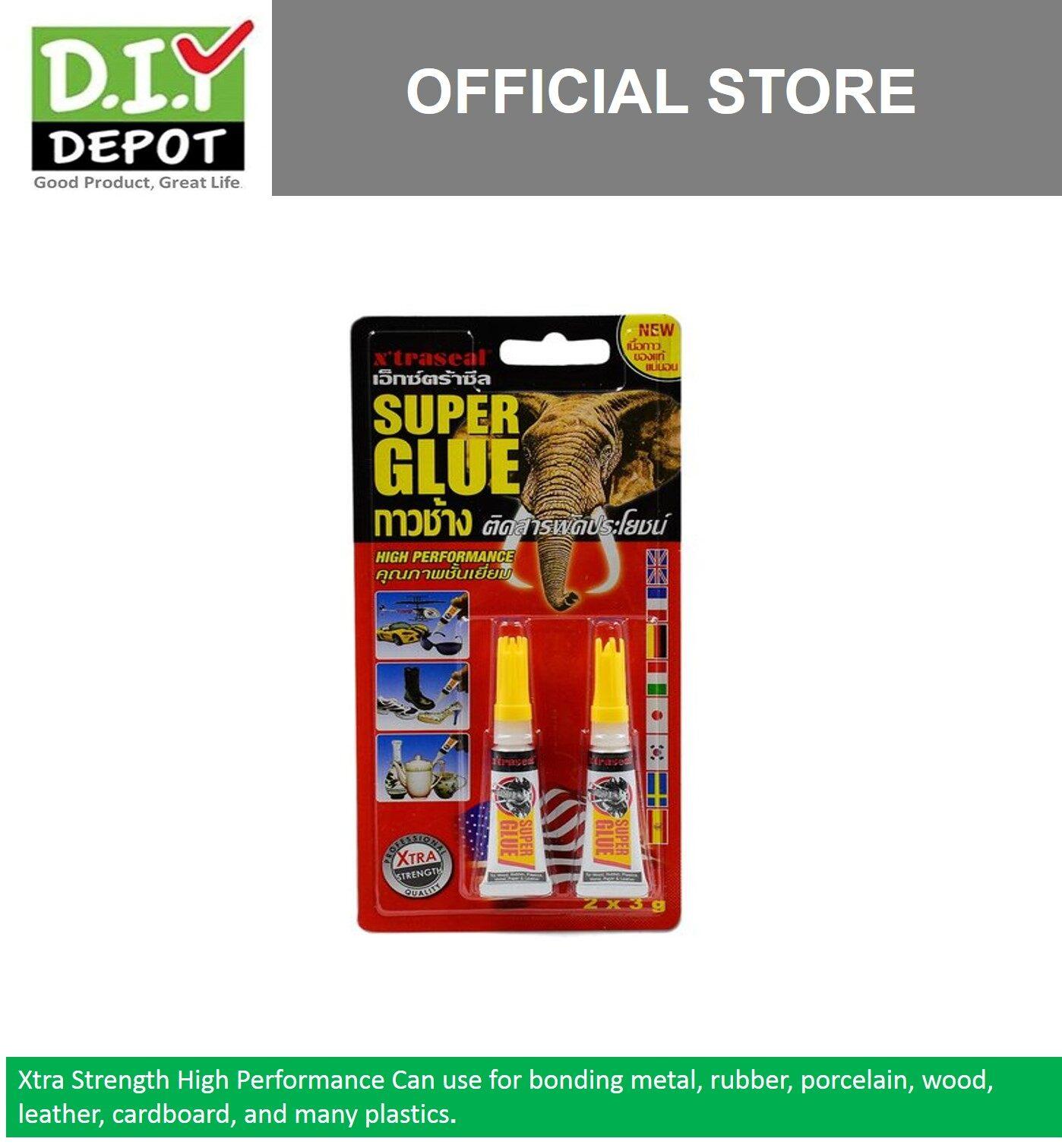 X\'traseal Super Glue Twin Pack