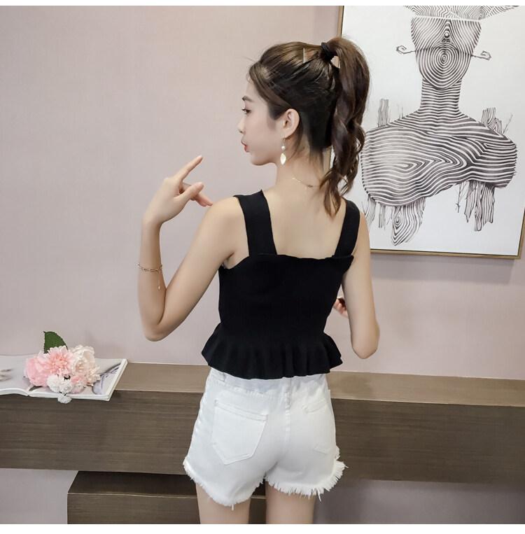 (Pre Order ETA 15/5) JYS Fashion Korean Style Women Sleeveless Top Collection 540 - 2730