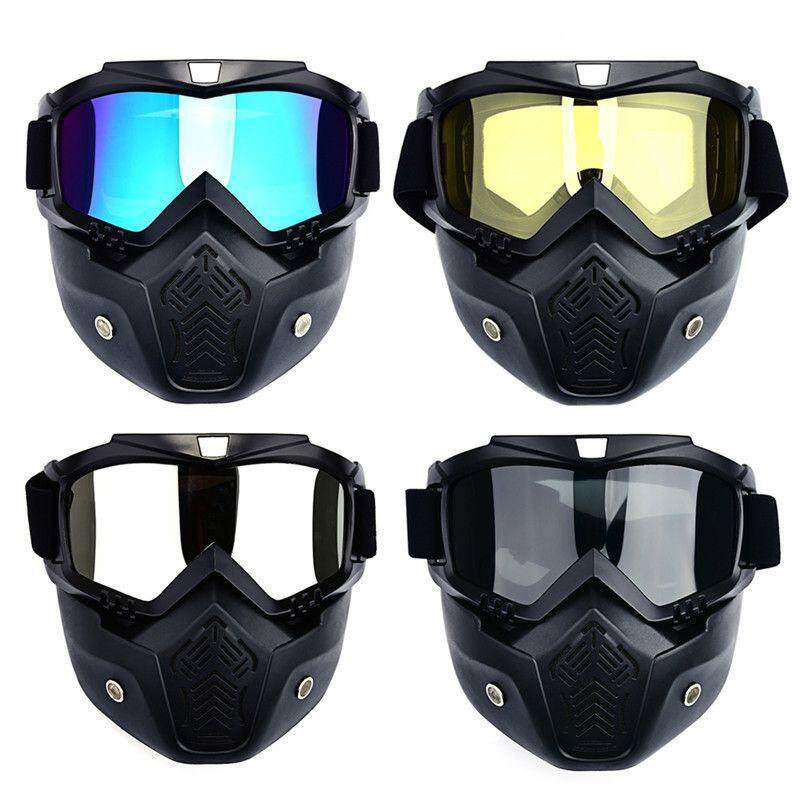 Practical Motorcycle Tactical Goggles Mask Wind Dust Proof Outdoor Sports Equipment