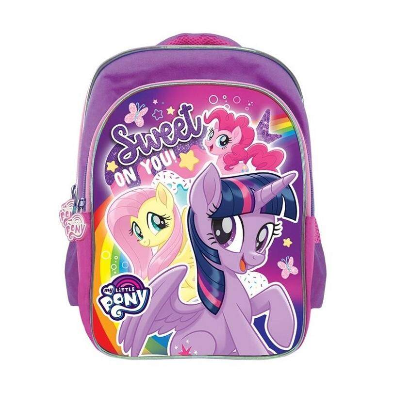 My Little Pony Backpack School Bag 12 Inches