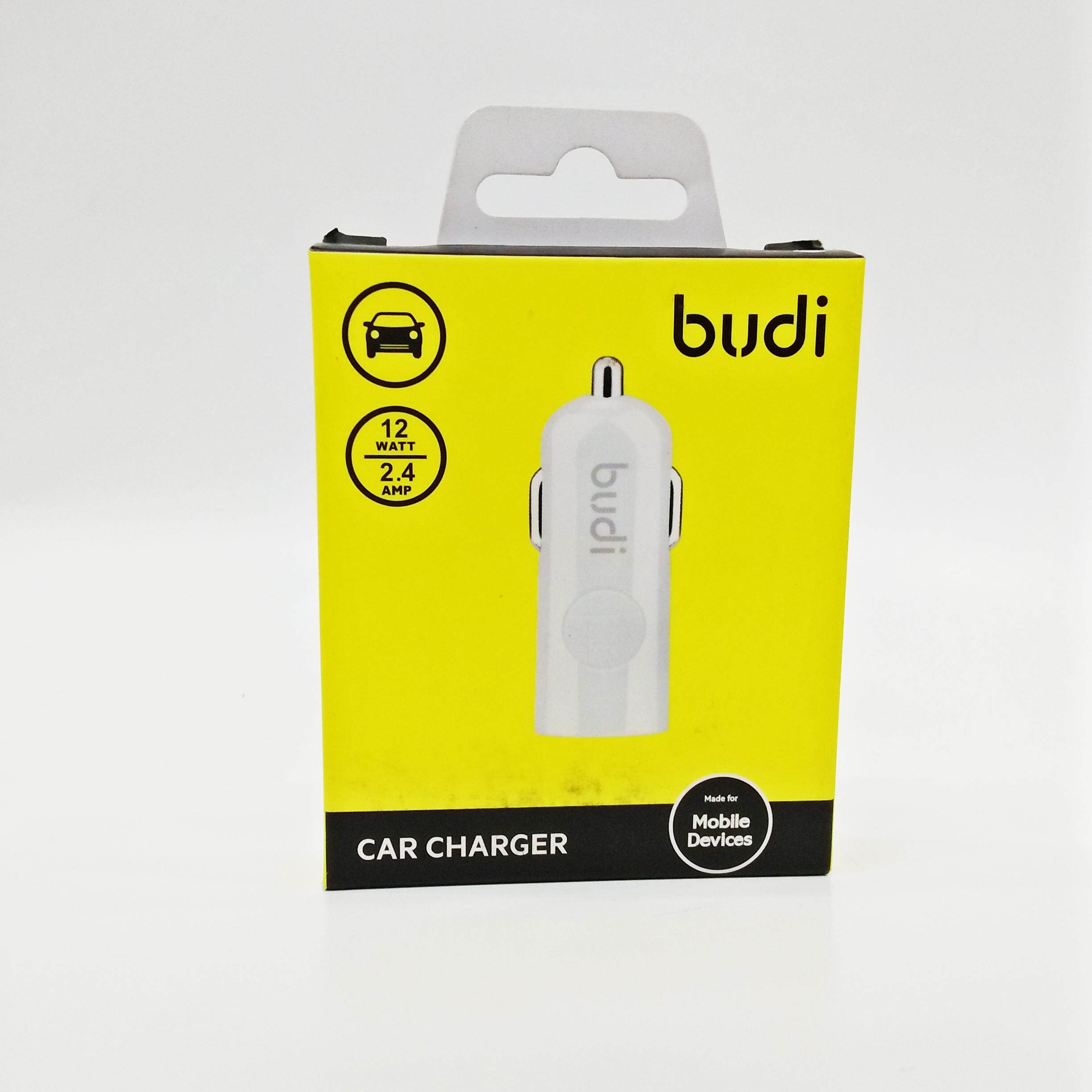 READY STOCK- BUDI CAR CHARGER