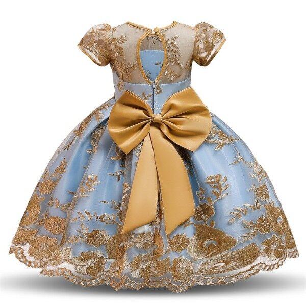 Nơi bán Đầm Công Chúa Bé Gái Ai Meng, Quần Áo Trẻ Em Mới Sinh, Giá Thấp Nhất Đầm Công Chúa Sinh Nhật Bé Gái Váy Lễ Hội Giáng Sinh ĐầM Dạ HộI Dự TiệC Cho Bé Gái Quần Áo Thêu