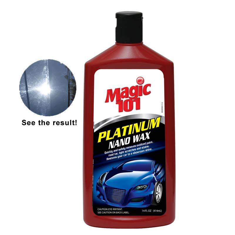 Magic101 Platinum Nano Wax 414ml