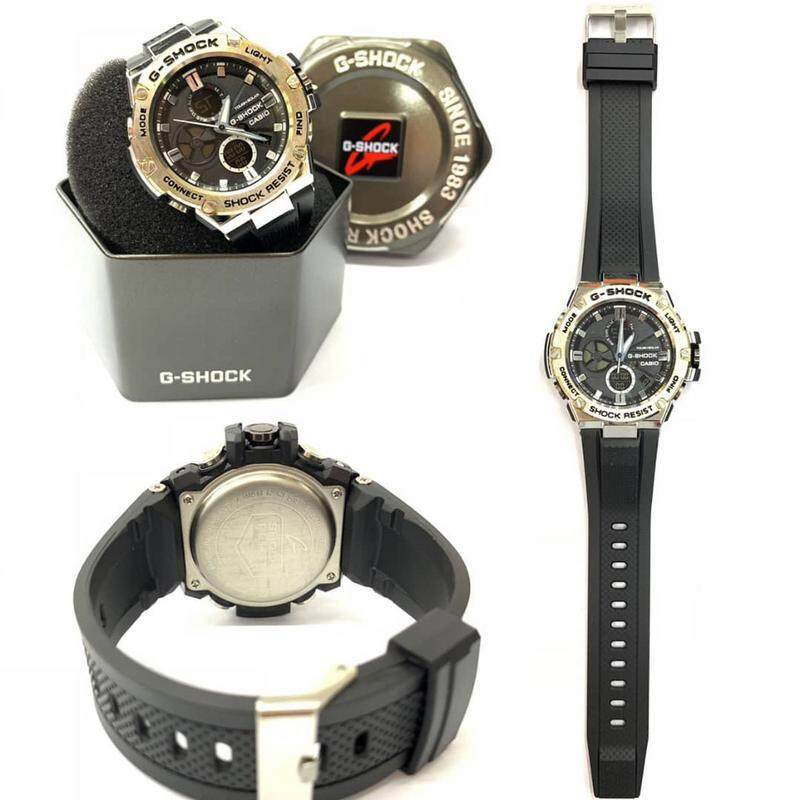 Special Promotion New Sport_Casio_G_SHOCK_Dual Display Watch Ready Stok Awesome Sport Watch Follow us for More