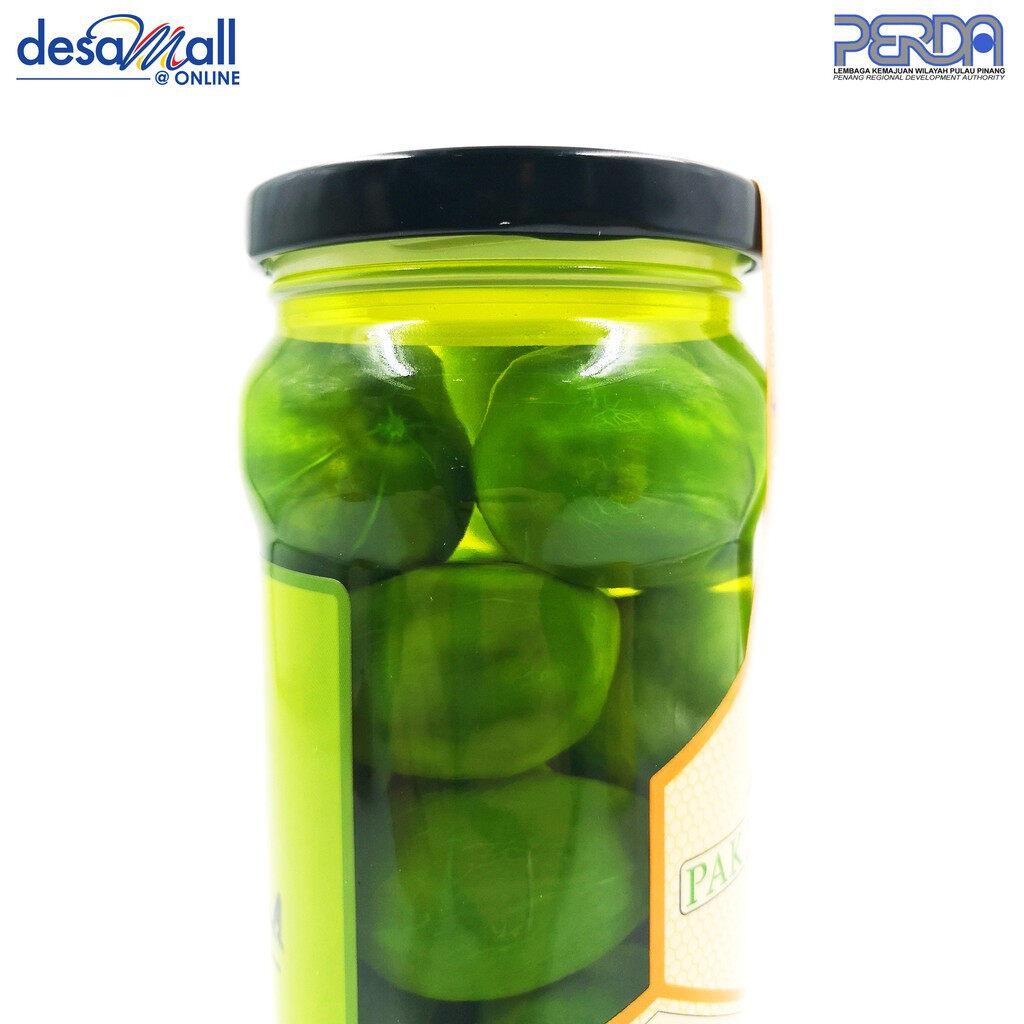 PAK ALI Honey Fruit Pickles - Ambarella (300g)