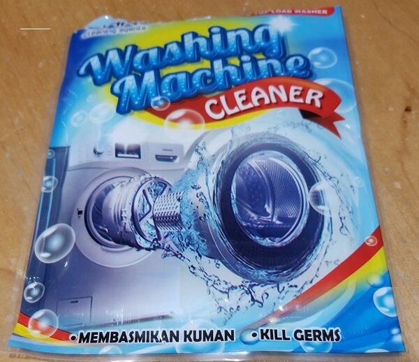 WASHING MACHINE CLEANER 200G
