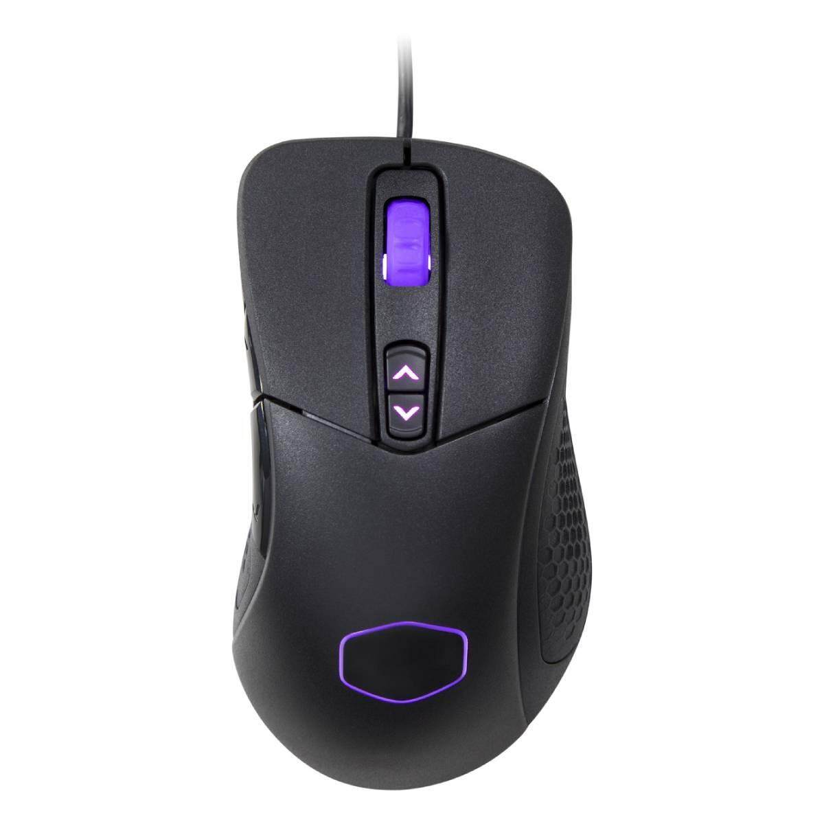 Cooler Master MasterMouse MM531 12000 DPI RGB Gaming Mouse (MM-531-KKWO1)