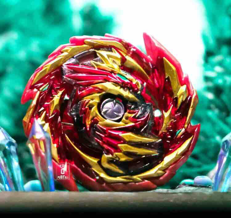 Master Diabolos Beyblade With Launcher B-155