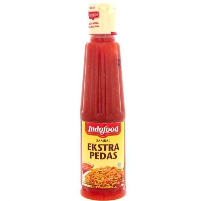 [FSC] Indofood Chili Sauce Extra Pedas 140ml