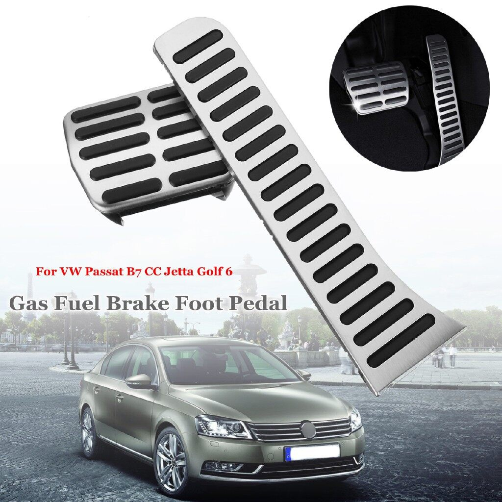 Engine Parts - RHD Gas Fuel Brake Foot Pedal For VW Volkswagen Passat AT B7 CC Jetta - Car Replacement