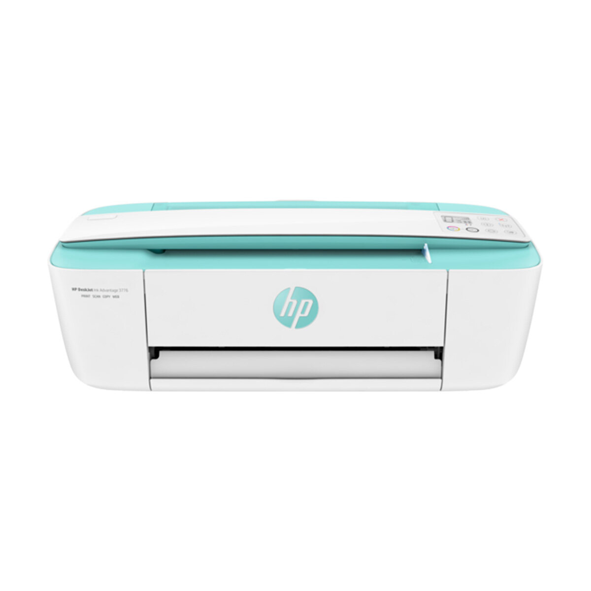 HP DESKJET INK ADVANTAGE 3776 ALL-IN-ONE PRINTER PRINT SCAN COPY WIRELESS 3 Years Onsite Warranty with 1-to-1 Unit exchange **NEED TO ONLINE REGISTER**