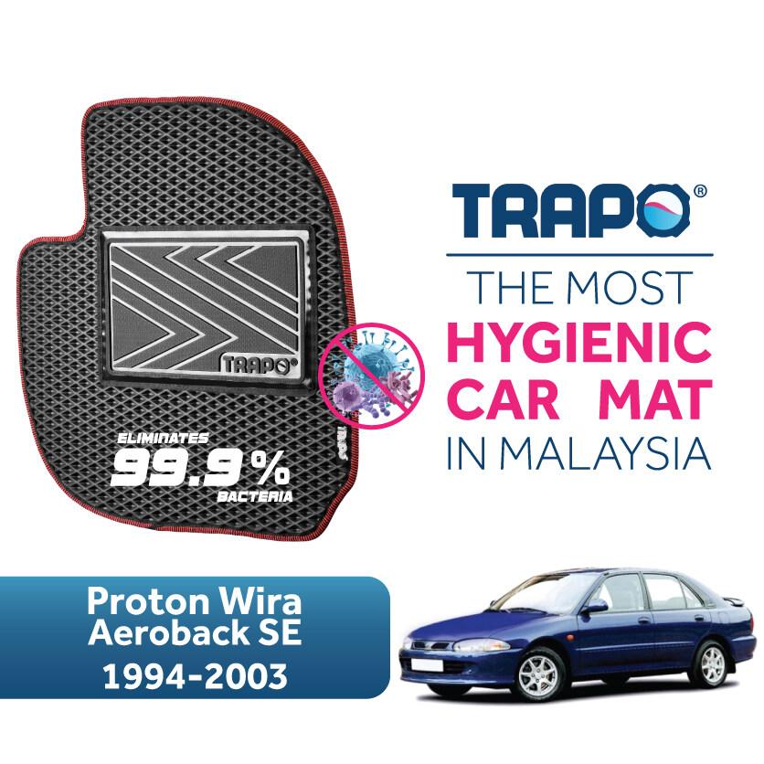 Trapo Car Mat Proton Wira Aeroback SE (1994 – 2003)