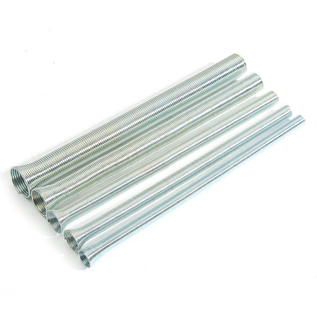 DIY Tools - 3 in 1 180 Bender Plumbing Copper Aluminium Pipe + 5 in 1 Spring Bending Tube - Home Improvement