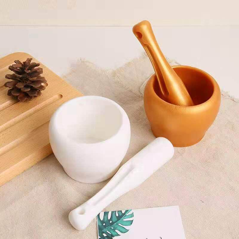 PE PLASTIC MORTAR & PESTLE GREAT VALUE PURCHASE