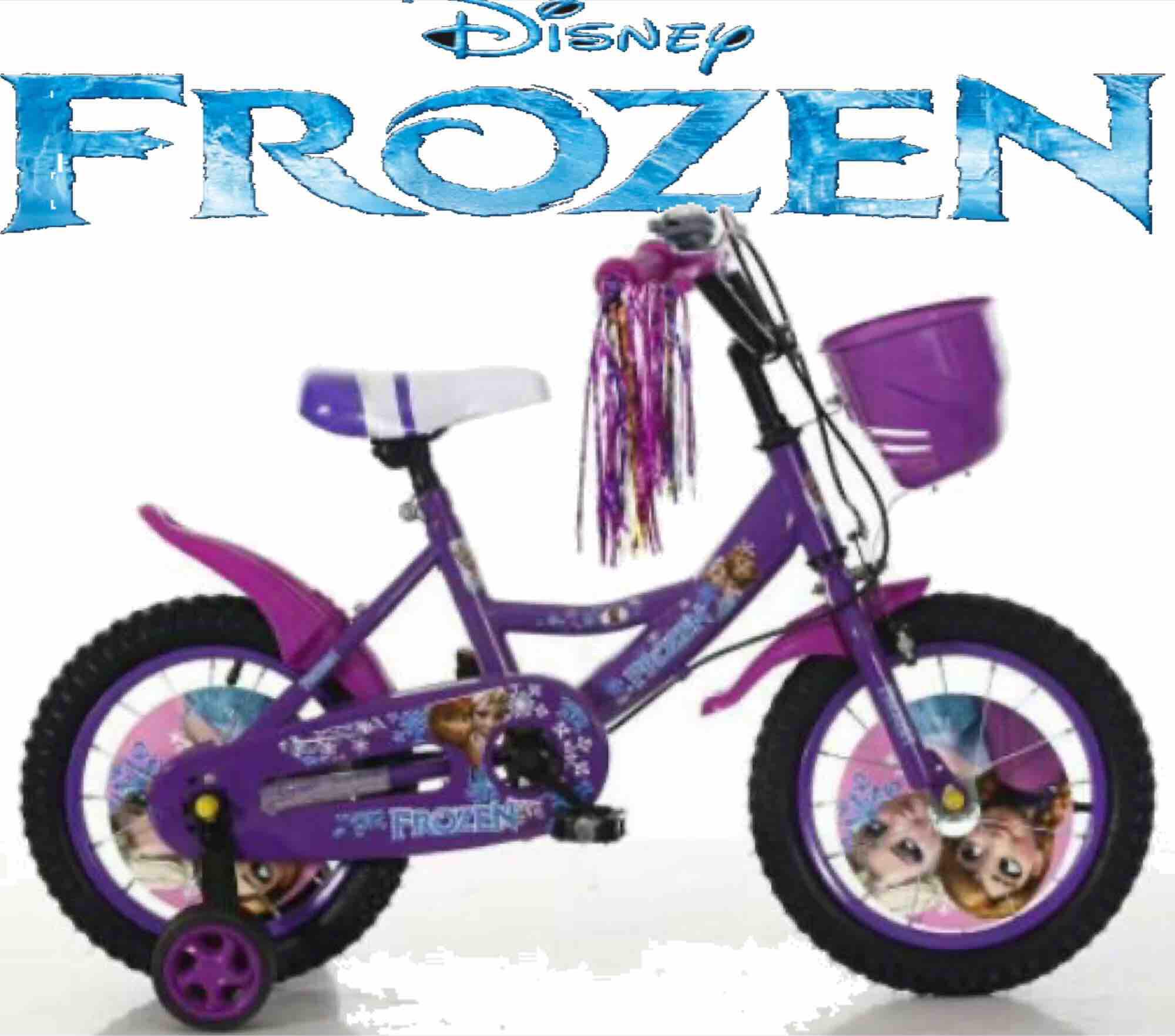 Frozen Bike 10inch Frozen Bike 10inch