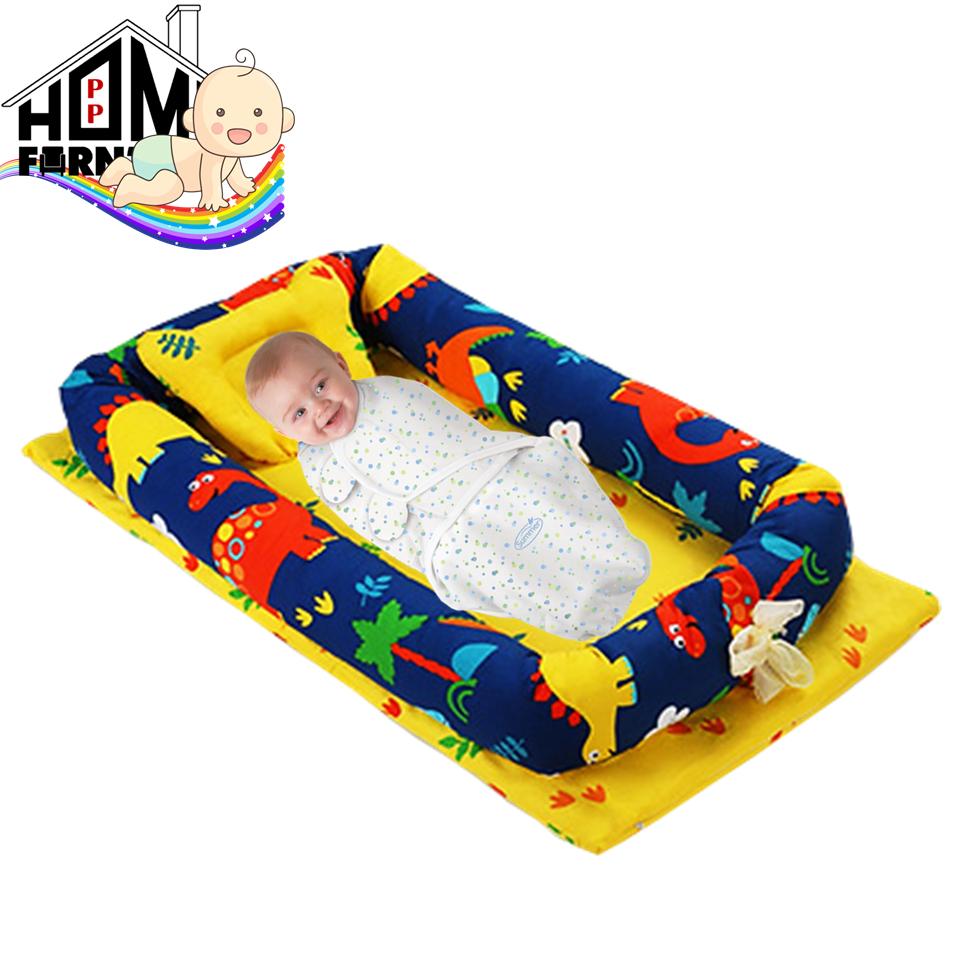 PP BABY Baby bed/ baby nest/crib bed/baby mattress/baby cushion/Tilam tidur bayi/Katil bayi/婴儿包/婴儿床 PP HOME Kids furniture/Infant play toys/ Baby toys/ Mainan baby婴儿小孩玩具:9269