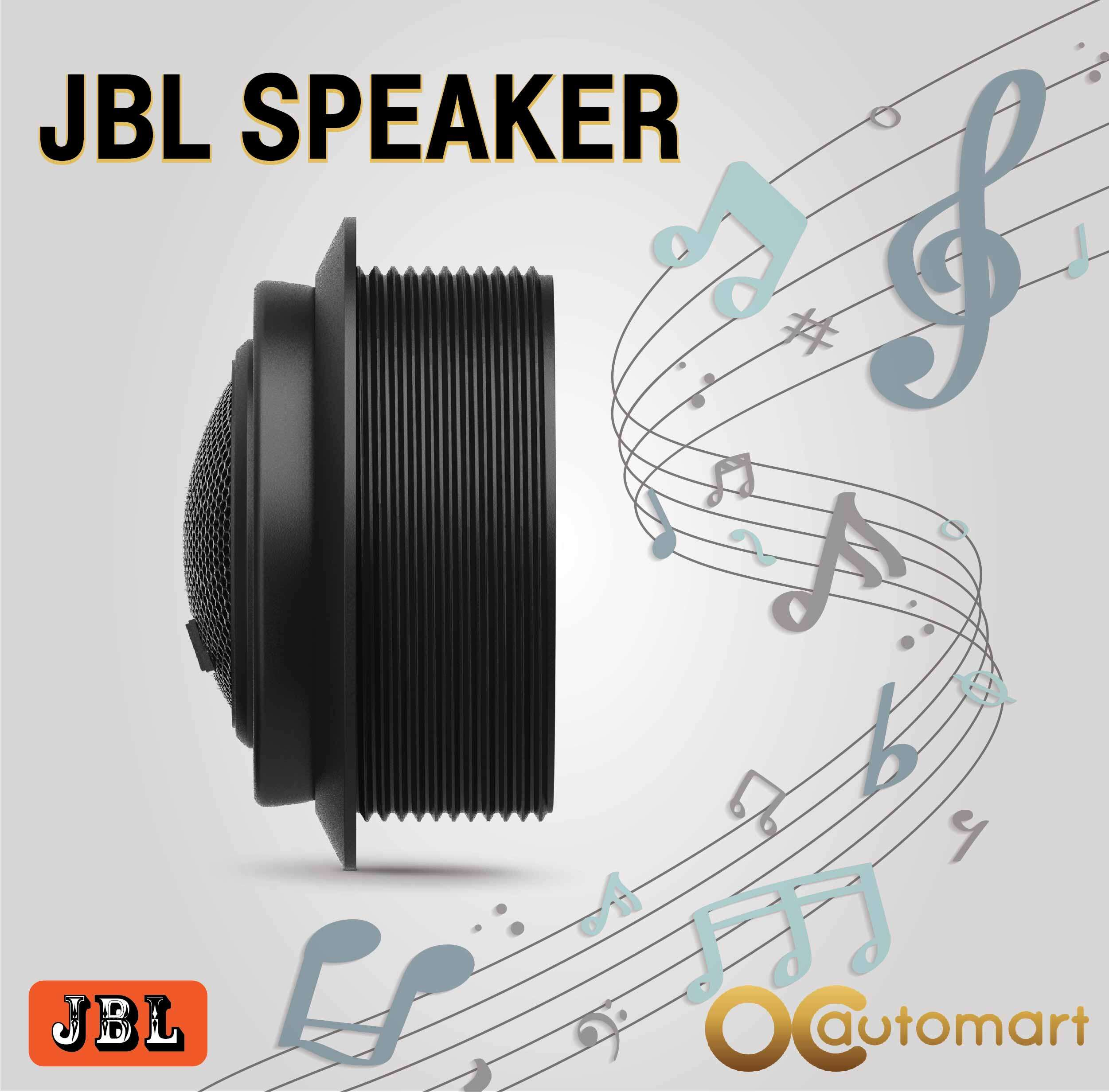 JBL STADIUM GTO 750T - Stadium GTO750T 3/4 (19mm) tweeter with in-line HIGH-PASS FILTER in enclosure