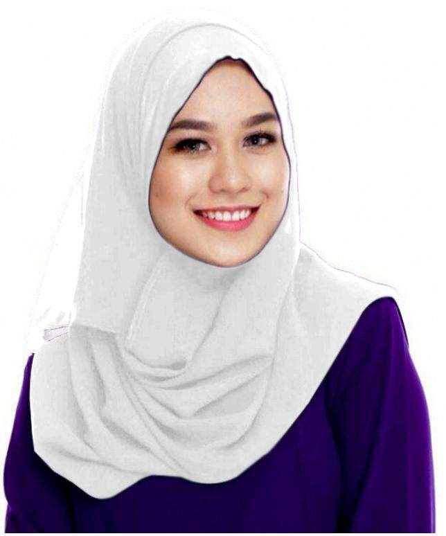 Dua Muka Two Loops Muslimah Shawl Instant - Muky