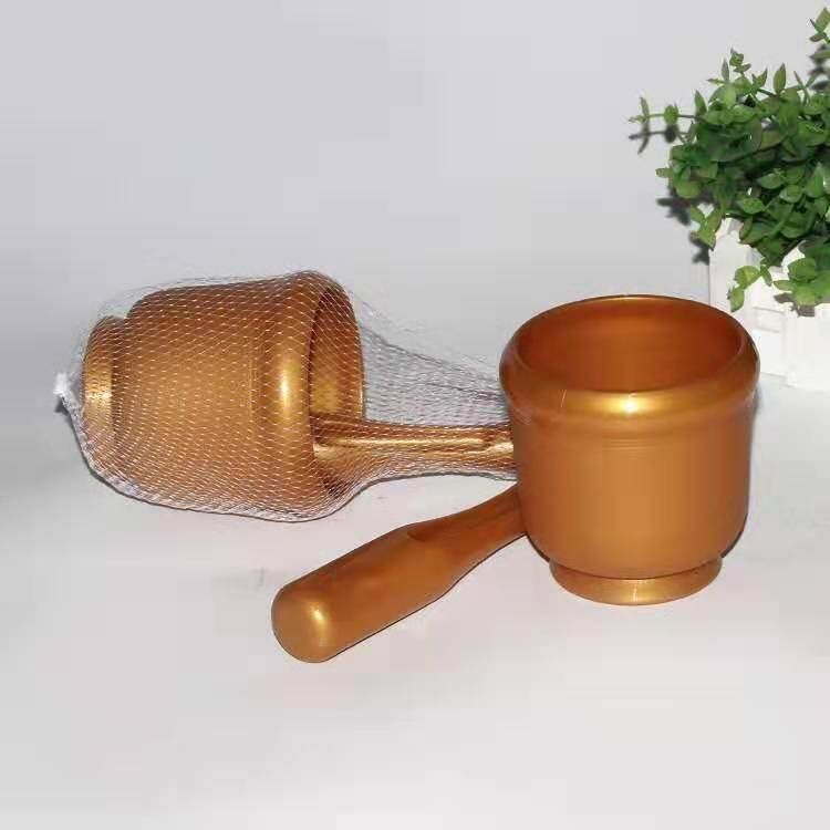 PLASTIC MORTAR AND PESTLE [GREAT VALUE PURCHASE]