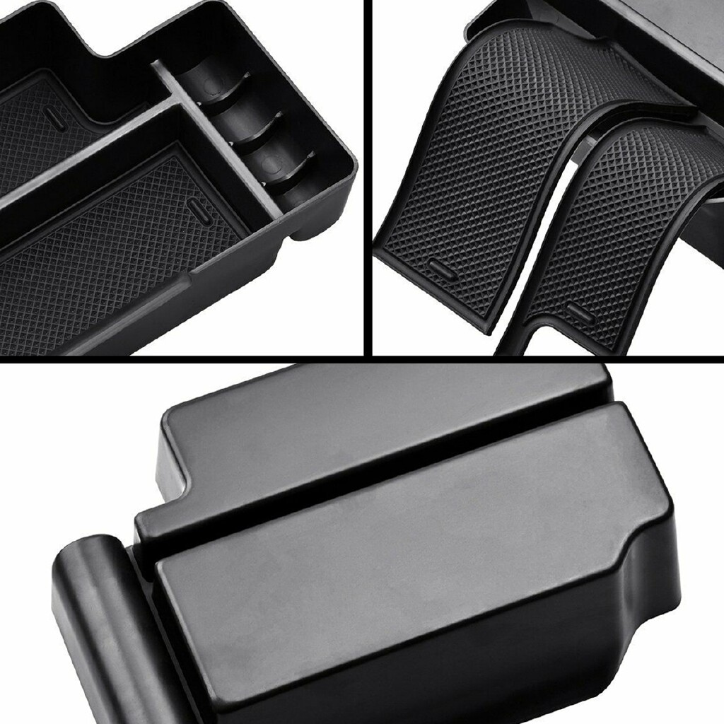 Car Accessories - Car Armrest Storage Box Central Console Hold For ChevyColorado GMC Canyon 15-19 - Automotive