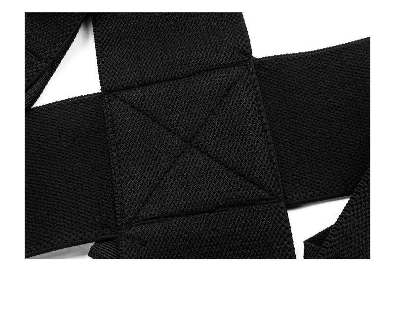 FITUALIZED Posture Corrector for Lifters- Support, Brace Back & Fix Rounded Shoulders at the Gym- Weight Lifting, Bodybuilding, Exercise, Workout & Sports- Avoid Lower Back Pain & Train in Good Form- Donnie Thompson Casual Bowtie Alternative